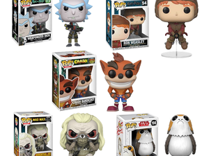 Upgrade your Funko Pop! collection with discounted figures from $5 at Walmart