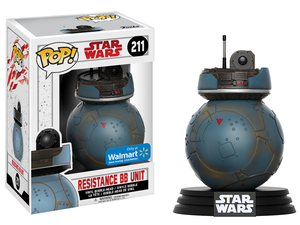 This $4 Star Wars: Resistance BB Unit Pop is a Walmart exclusive