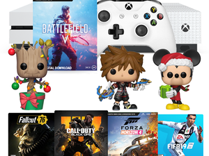 Spread the holiday cheer with discounted video games, consoles, and collectibles in GameStop's Game Days sale