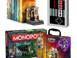 Take 50% off select gaming and entertainment collectibles at GameStop