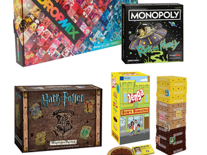 Buy a board game or puzzle and get one free at GameStop this week