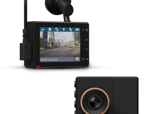 Record everything on the road with the Garmin 55 1440p dash cam