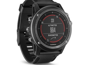 Find your way with help from the Garmin Fenix 3 HR GPS Watch for $310