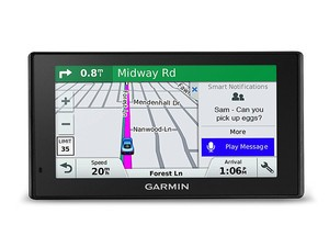 This Garmin DriveSmart 51 GPS with Lifetime Maps is down to $130
