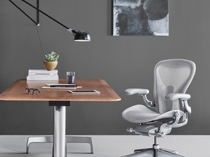 Save up to 15% on Herman Miller office chairs and other accessories this weekend