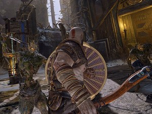 Add God of War to your PlayStation 4 library for $40