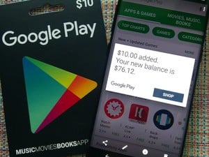 Get this $50 Google Play gift card delivered right to your inbox for just $45