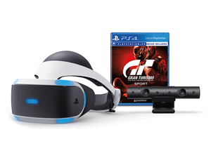 Take the wheel in virtual reality with the $190 PlayStation VR Gran Turismo Bundle