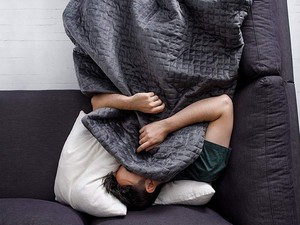 Make Cyber Monday the day you finally treat yourself to a weighted blanket