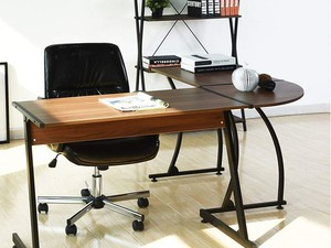 Dress up your home office with this $72 GreenForest L-Shape Corner Computer Desk