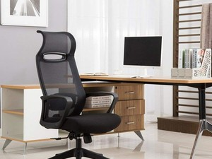 Be kind to your behind with the $91 GreenForest Ergonomic High-Back Office Chair