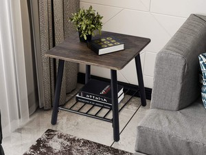 Take $10 off two GreenForest Rustic End Tables with this coupon code