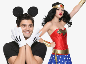 Spook your friends with up to 75% off awesome Halloween costumes at Hot Topic