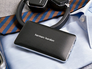 Grab the compact Harman Kardon Esquire Mini Bluetooth Speaker refurbished for only $40