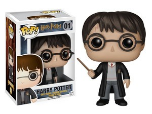 Accessorize your desk with a Harry Potter Funko Pop for $6