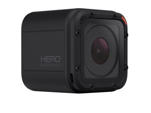 The GoPro Hero Session action camera is ready to go at $114