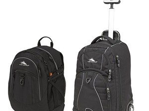 Transfer your daily carry to one of these discounted High Sierra backpacks