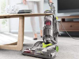 This $140 Hoover WindTunnel Air Steerable Vacuum Cleaner is lightweight but powerful