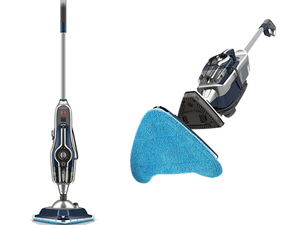 Pamper your hard floors with Hoover's $50 Floormate 2-in-1 SteamScrub
