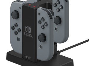 Keep your Nintendo Switch Joy-Con controllers powered up with this $22 charging dock