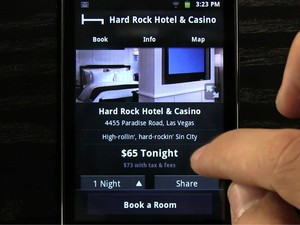 Save an extra $20 on last-minute holiday bookings with Hotel Tonight app