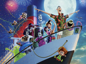 Bring the kids to see Hotel Transylvania 3 this weekend with a $5 movie ticket