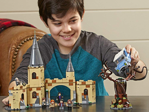 Piece together a stellar Lego gift with 20% off select sets at Target today