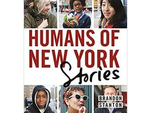 Immerse yourself in Humans of New York: Stories for just $13