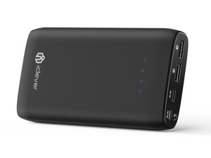 The iClever 16750mAh power bank with Lightning input is down to $28