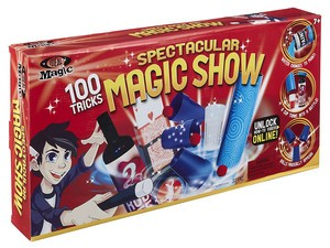 Your kid can be Houdini with this $14 Ideal Magic Spectacular Magic Show Set