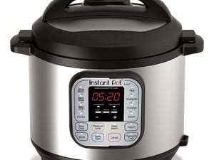 The Instant Pot Duo 6-quart pressure cooker is down to $86 right now