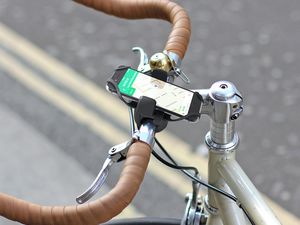 Ride around without getting lost thanks to the $17 iOttie Bike & Motorcycle Phone Mount