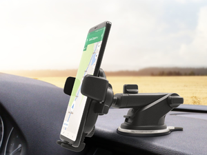 Mount your phone on your dashboard or windshield with iOttie's $20 Easy One Touch 4
