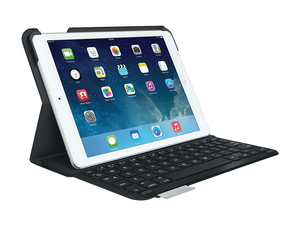 Pick up Logitech's refurb Bluetooth keyboard case for iPad Air on sale for $10