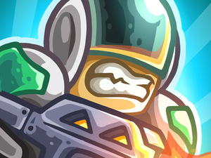 Face off against alien forces across the galaxy in the $3 iOS game 'Iron Marines'