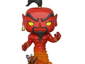 Add the Funko version of Disney's Jafar from 'Aladdin' to your desk for $5
