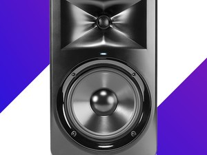 This JBL 8-inch Powered Studio Monitor is down to $129