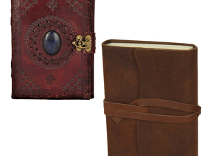 Keep better notes in 2019 with 30% off leather journals and portfolios today only