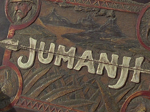 Get sucked into Jumanji with the remastered Blu-ray on sale for only $6