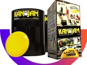 The $26 KanJam Ultimate Disc Game will make the great outdoors even greater