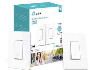 This TP-Link 3-way kit is 25% off and comes with two smart switches to automate home lighting