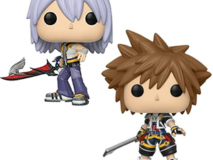 Kingdom Hearts Funko Pops have arrived at Hot Topic!