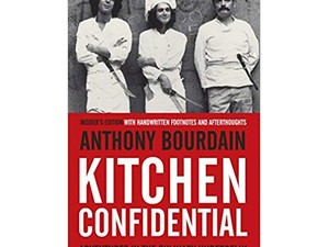 Immerse yourself in Anthony Bourdain's 'Kitchen Confidential' for $12