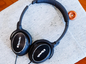 Grab a pair of the Klipsch R6i On-Ear Headphones for only $38 today