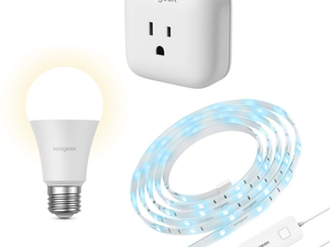 Smarten up your home with discounted Koogeek smart plugs, light bulbs, and more