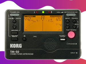 Tune up with Korg's Instrument Tuner and Metronome at an all-time low price