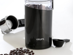 Grind your own beans with this $20 Krups Coffee Grinder