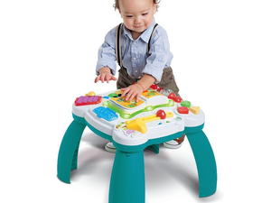 Your little one can learn and groove with the $20 LeapFrog Musical Table