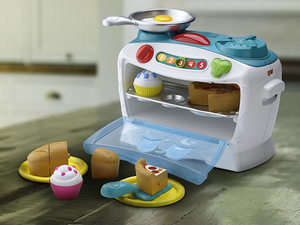 Toddlers can learn to count with LeapFrog's $14 Number Lovin' Oven