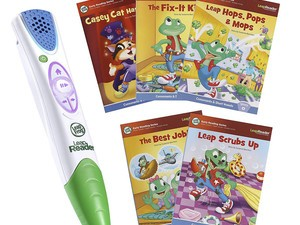 Teach your kids how to read with this $32 LeapFrog LeapReader Bundle